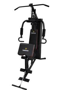 Hattrick - Hattrick Body Gym Pro Tek Kişilik Çalışma İstasyonu - 75 Kg Plaka Ağırlıklı