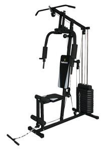 Hattrick - Hattrick Body Gym Plus Çalışma İstasyonu - 60 Kg Plaka Ağırlıklı