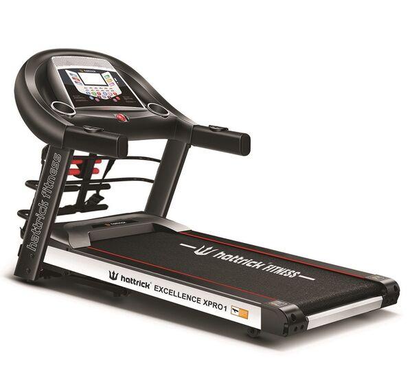 Hattrick Excellence X-Pro1 3 HP Manuel Eğimli Masajlı Koşu Bandı