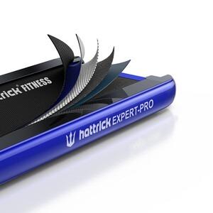 Hattrick Expert Pro Yeni Nesil Koşu Bandı 3 HP Walkingpad Mavi - Thumbnail