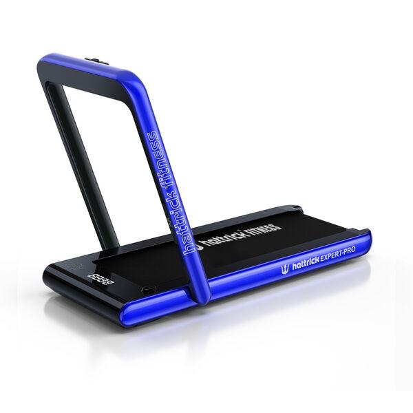 Hattrick Expert Pro Yeni Nesil Koşu Bandı 3 HP Walkingpad Mavi