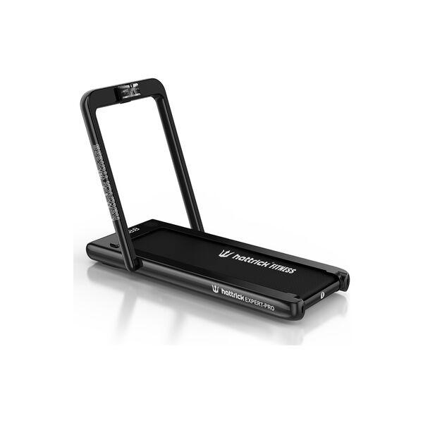 Hattrick Expert Pro X2 Yeni Nesil Koşu Bandı 3 HP Walkingpad Siyah