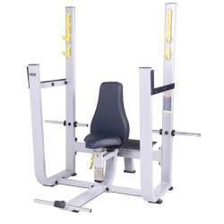 Hattrick Pro - Hattrick-Pro Pg37 Olympic Seated Bench