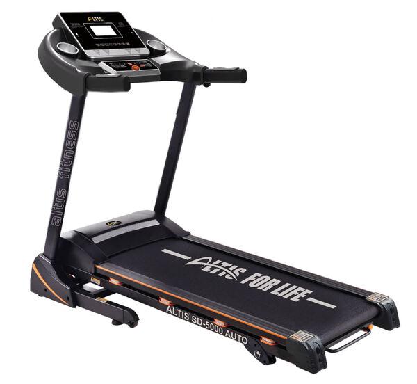 Altis SD5000 Auto 3 Hp Otomatik Eğimli Koşu Bandı