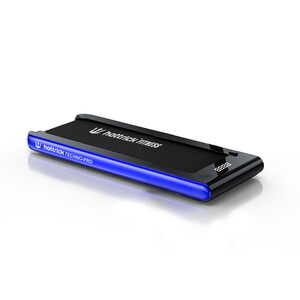 Hattrick - Hattrick Techno Pro Yeni Nesil Koşu Bandı 2,5 HP Walkingpad Mavi